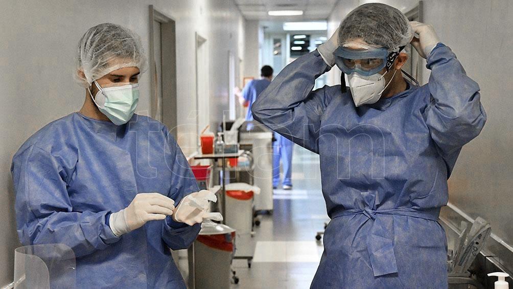 Los profesionales de la Salud de la provincia de Buenos Aires (CICOP) celebraron los aumentos y la liberación de licencias.