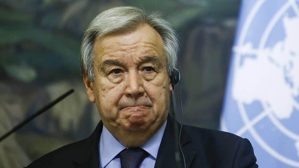 """Según el secretario general António Guterres, la asamblea lanzará un """"grito de alarma"""" por la situación """"muy peligrosa"""" en la que está el mundo."""